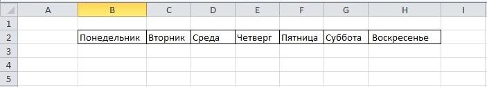 Контент-план для Инстаграм шаблон за 5 простых шагов с 4 примерами для разных ниш